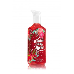 Winter Candy Apple Bath And body Works Deep Cleansing Hand Soap