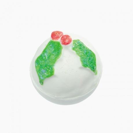 Boules de Bain Noël Holly Go Lightly Bomb Cosmetics