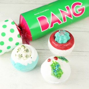 Coffret Bang Cracker Bomb Cosmetics