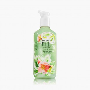 Bath & Body Works Sparkling Mint Blossom Creamy Hand Soap