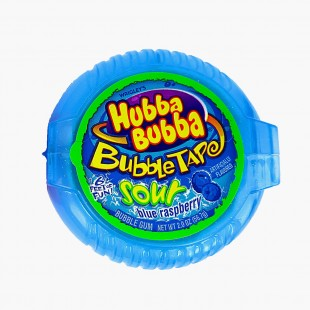 Hubba Bubba BubbleTap Sour Blue Raspberry