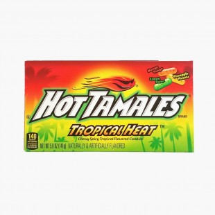 Hot Tramales