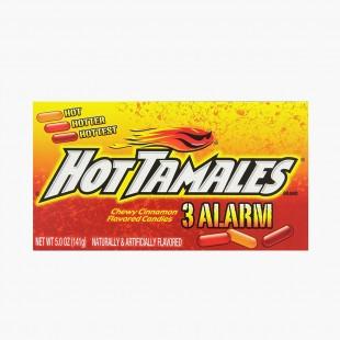 Hot Tamales 3 Alarm bonbons piquants à la cannelle