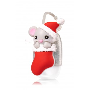 Bath & Body Works Merry Mouse Pocketbac Holder
