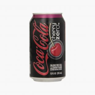 Coca-Cola Cherry Coke Zero US