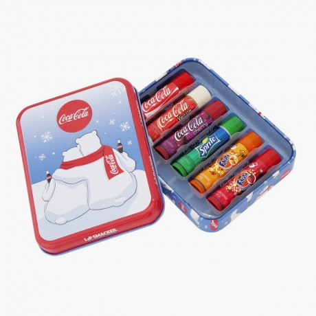 Coffret Coca Cola Ours Polaire Hug