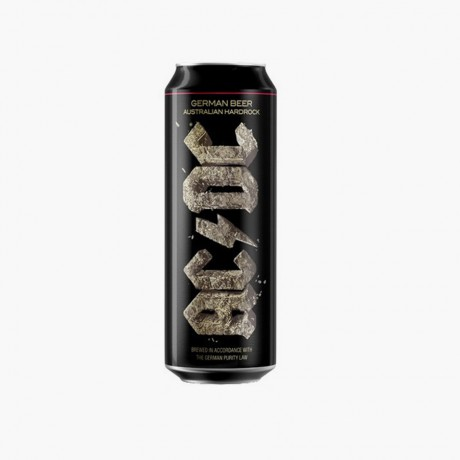 AC/DC Rock Or Bust Beer