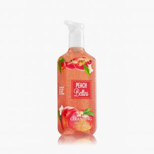 Peach Bellini Hand Soap Exfoliant