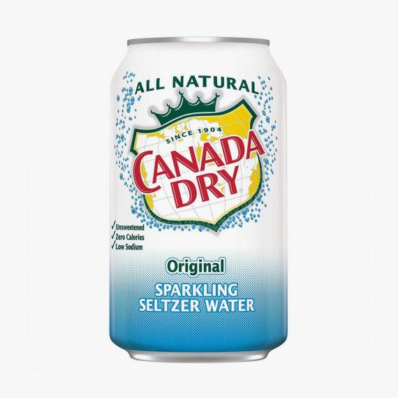 Canada Dry Original Sparkling Seltzer Water