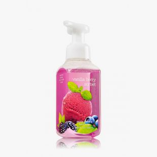 Vanilla Berry Sorbet Savon doux moussant