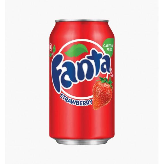 Fanta Strawberry fanta fraise