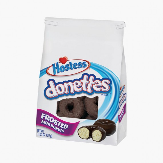 Donettes Frosted Choc
