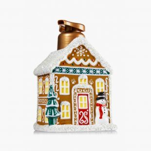 Gingerbread House Distributeur de savon doux moussant
