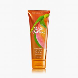 Peach Bellini Ultra Shea Body Cream