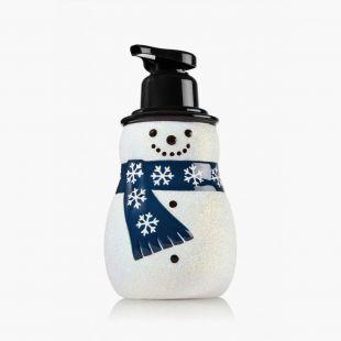 Snowman Distributeur de savon doux moussant