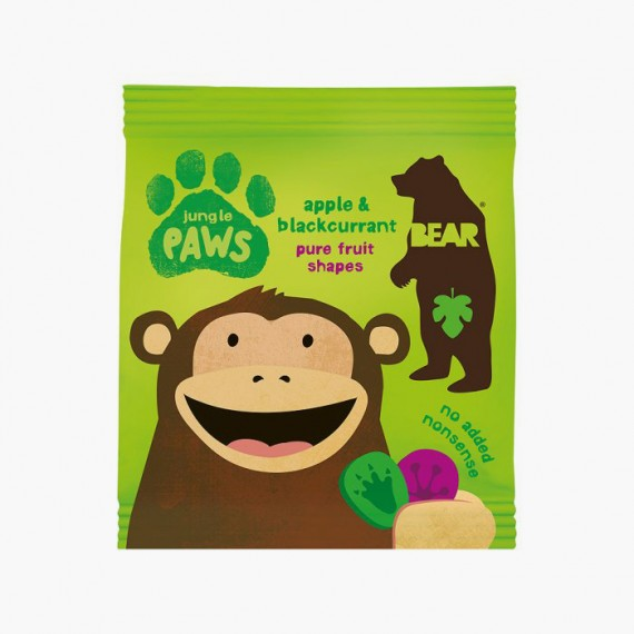 Bear Jungle Paws Pomme & Cassis
