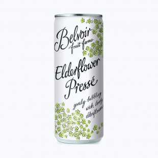Limonade Belvoir Elderflower