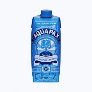 Eau minérale naturelle Aquapax