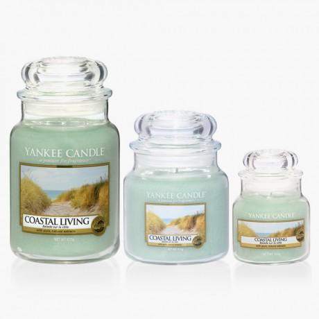 Coastal Living Bougies Jarres Yankee Candle
