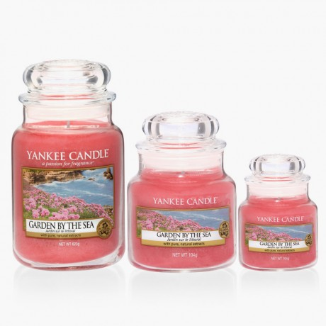 Garden by the sea Bougies Jarres Yankee Candle