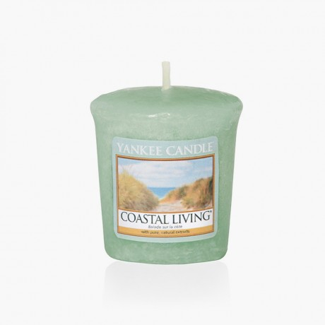Yankee Candle Coastal Living Votive Nouvelle collection Yankee Candle 2017
