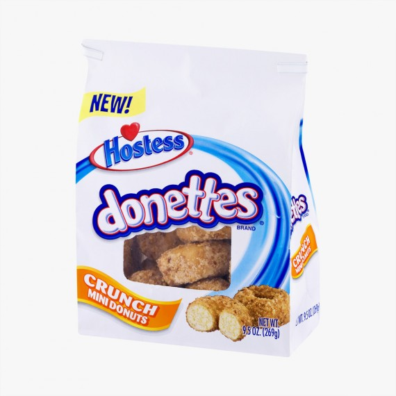 Donettes Crunch Mini Donuts