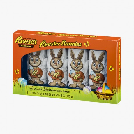 Reese's reester bunnies candy 4 pack 136g