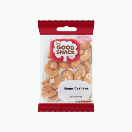 Honey Cashews The Good Snack