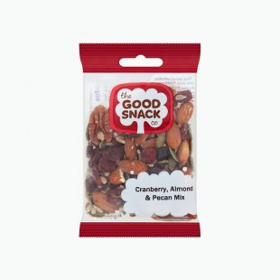 Cranberry & Almond The Good Snack