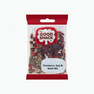 Cranberry, Gogi, Seed The Good Snack
