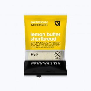 Shortbread Citron sans gluten Kent&Fraser