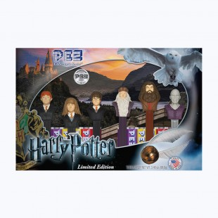 Pez Harry Potter Collector Set coffret 6 figurines edition limitée collector