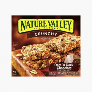 Nature Valley Oats'n Dark chocolate