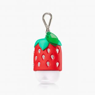 Strawberry Bling PocketBac Holder