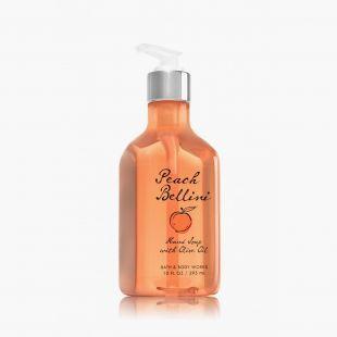 Peach Bellini Savon à l'Huile d'Olive