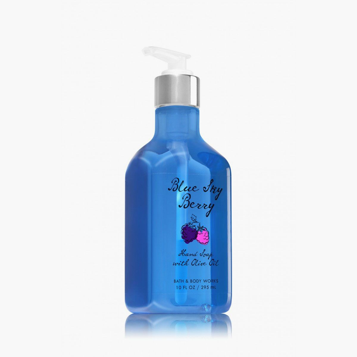 Bath Amp Body Works Blue Sky Berry Savon Pour Mains 224 L