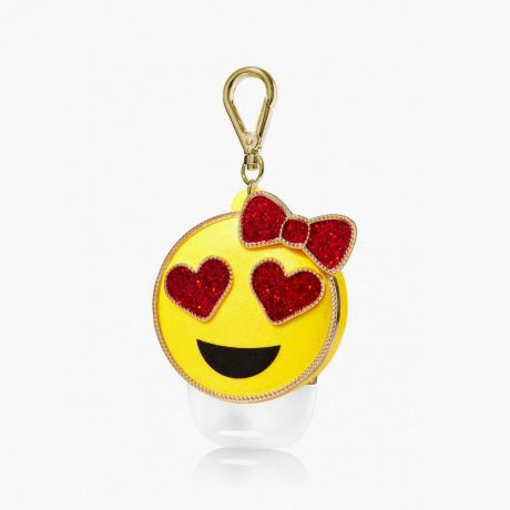 Heart Eye Emoji PocketBac Holder