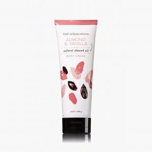 Almond Vanilla Ultra Shea Body Cream