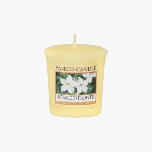 Tobacco Flower Votive