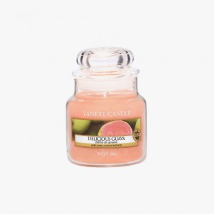 Delicious Guava Bougies Jarres