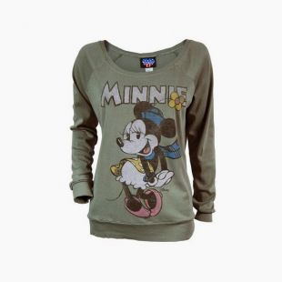 Minnie Sweat kaki