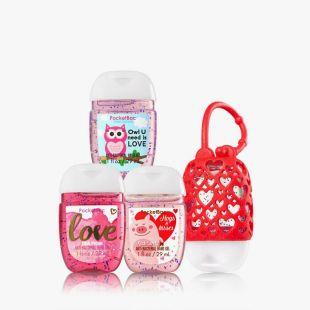 Love - Pink Petals