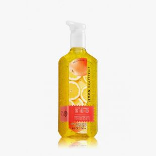 Lemon Grapefruit Hand Soap Exfoliant