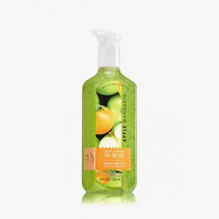 Apple Mandarin Hand Soap Exfoliant