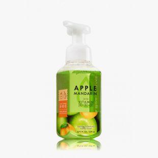 Apple Mandarin Savon doux moussant