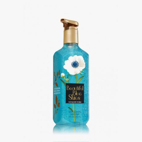 Beautiful Blue Skies Hand Soap Exfoliant