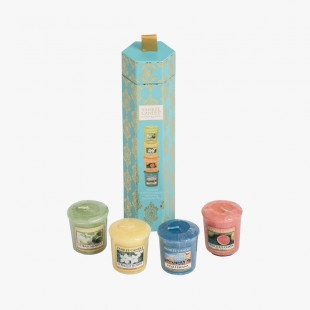 Coffret Votives Viva Havana