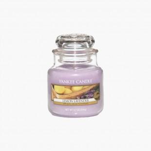 Lemon Lavender Bougies Jarres