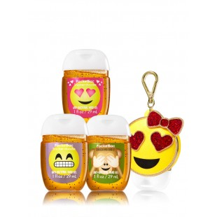 Bath & Body Works Emoji Love