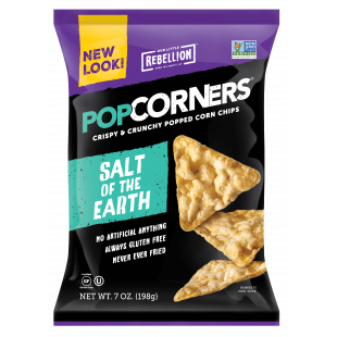 Sea Salt Rebellion Pop Corners